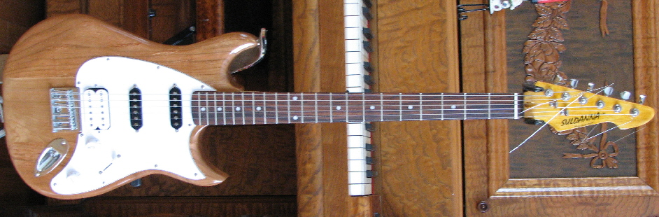 Suldanna Guitar No.1 00103